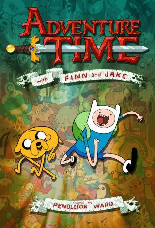 I am watching Adventure Time                                      Check-in to               Adventure Time on GetGlue.com