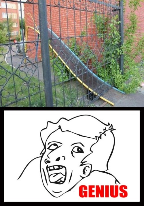 Fail level: that slide