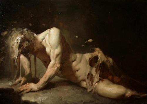 serpentskirts:  come foglie morte // like dead leaves Roberto Ferri