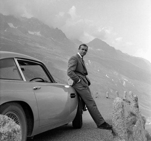 Calling on Bond | 50 Years of 007 Style