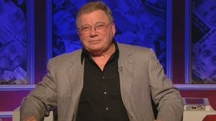 "Star Trek actor William Shatner has apologised to a Devon town for saying it was ""laced with prostitution"". (via BBC News - William Shatner sorry for Ilfracombe prostitution joke)"
