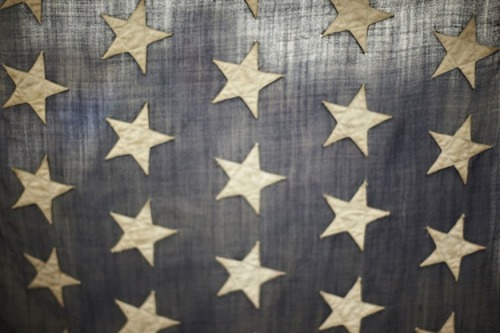 Stars [ No Stripes ] Via : Secret Forts