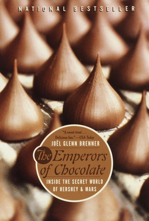 Just added to our collection: The Emperors of Chocolate, by Joel Glenn Brenner.