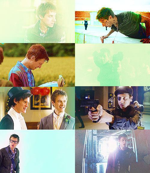 rory williams in turquoise, requested by freemaned