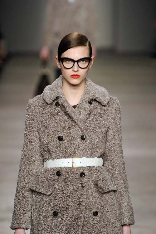 Marc by Marc Jacobs F/W 2012 New York Fashion Week