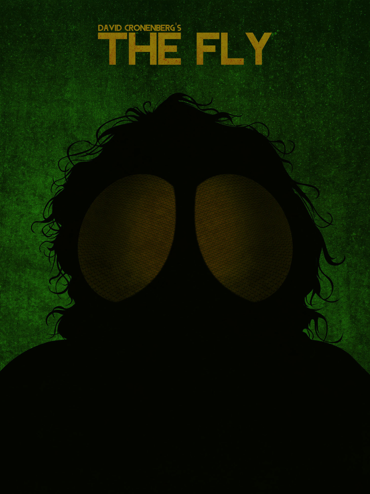 fuckyeahmovieposters:  The Fly by Guillaume Vasseur