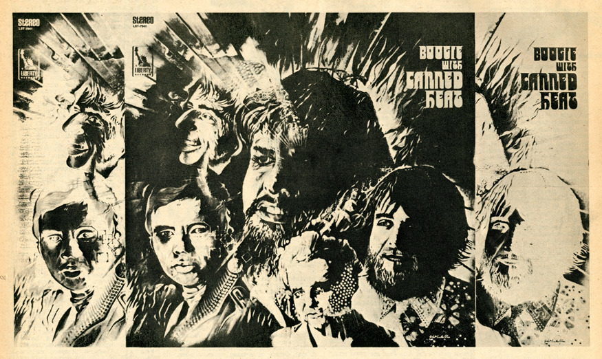 Boogie With Canned Heat (1968)