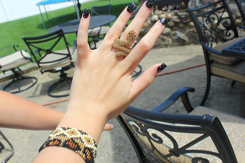 Lovely Snake Ring