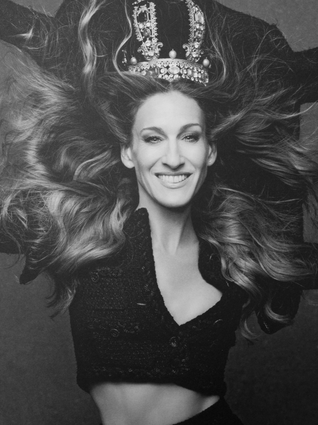 Sarah Jessica Parker in my studio #1