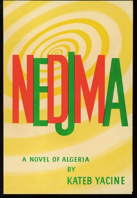 nedjma a novel of algeria