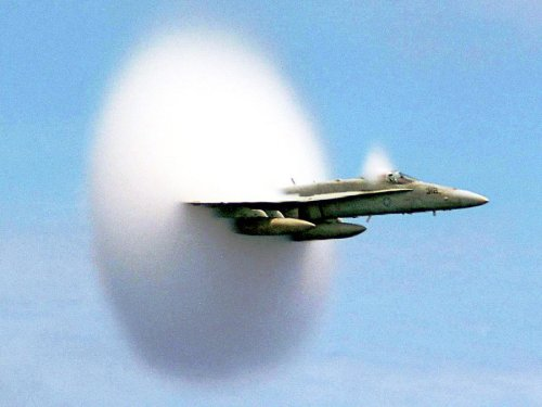 nevver:  Through the Sound Barrier