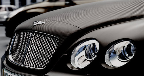 insantitty:  Bentley.