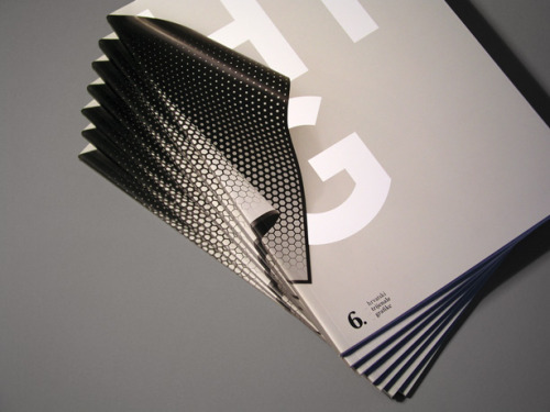The 6th Croatian Graphic Triennial Catalog Client: Kabinet grafike HAZU © Sensus Design Factory Zagreb
