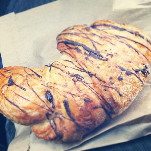 Started the day off sweet (& naughty). (Taken with Instagram)