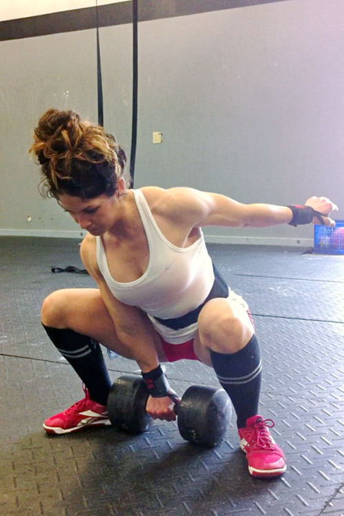 sex with crossfit girl