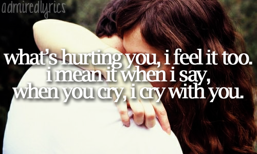 Cry With You - Hunter Hayes
