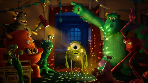 Monsters University Teaser trailer is out!!!