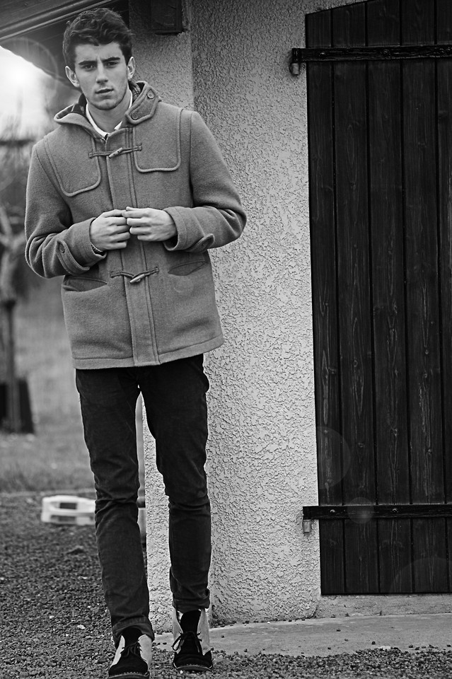 lookbookdotnu:  Skinny Love (by Clément Lasserre)