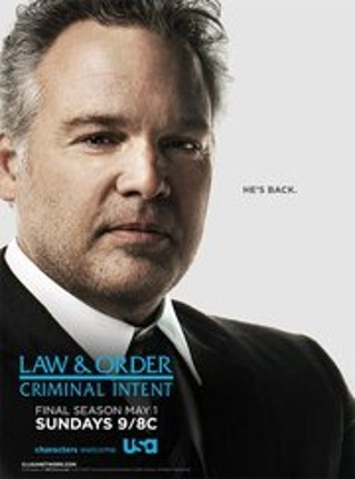 I am watching Law & Order: Criminal Intent                                                  18 others are also watching                       Law & Order: Criminal Intent on GetGlue.com