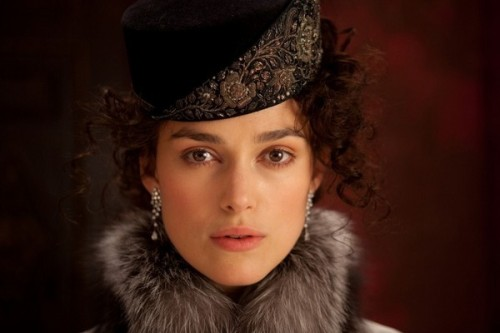 Keira Knightley, always one for period dramas, is starring in the upcoming 'Anna Karenina'. I wonder how well it will be adapted from the classic Tolstoy novel?
