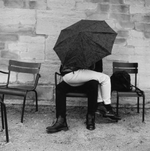 firsttimeuser:  Jardin de Tuileries, 1997 by Louis Stettner