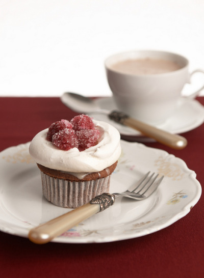 Cupcake Imperium's Raspberry / Himbeer by Patrick Wenz Photography on Flickr.