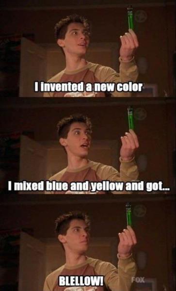 I miss Malcolm in the middle :(