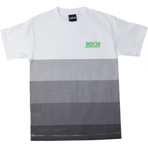 INDCSN - Where Were You In 95 Tee Inspired by the Air Max 95, INDCSN have released this white tee with black and green font on the front, graduating into different spot patterns. I have to say, they've won me over with this one for summer.