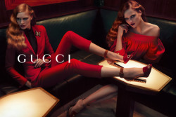 Gucci Pre-Fall 2012 Photo: Mert Alas & Marcus Piggott