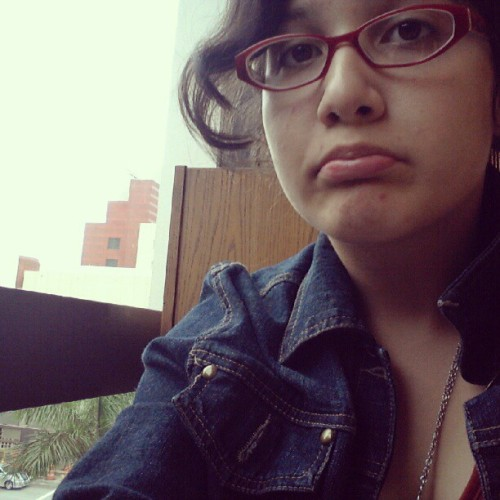 I am so hip. (Taken with Instagram at Miami Dade College Wolfson Campus)