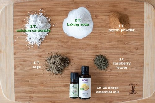 DIY: Lindsay's Remineralizing Tooth Powder http://nomoredirtylooks.com/2012/06/diy-lindsays-remineralizing-tooth-powder/