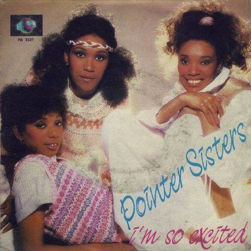 Pointer Sisters - Day#258 I'm So Excited