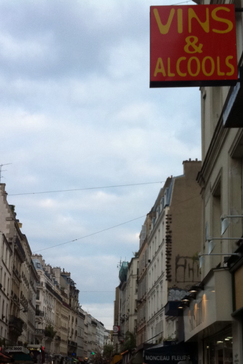 Vins & Alcools. Paris, France