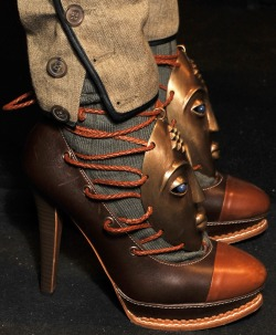 Wunderkind Fall 2010 Shoes