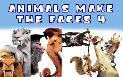 Can't wait for movies, you guys! PS - All of these animals are doomed.