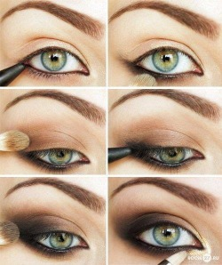 createthislookforless:  Great makeup tutorial