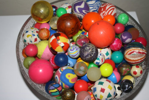 Bouncy Balls [Etsy]