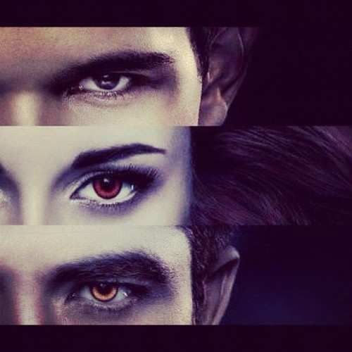 I'm obsessed!!! Someone wanna watch with me when it comes out? Lol. #twilight #edward #bella #jacob #breakingdawn #excited #vampires #favourite #love #obsessed #toomuch #DGAF #picoftheday #instagood #hashagoverload  (Taken with Instagram at The Cullens House 👿)