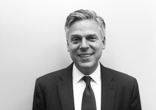 Jon Huntsman to join the liberal-leaning Brookings Institution The Brookings Institution, a progressive policy and research group, announced that Huntsman will join as a distinguished fellow. The former Governor of Utah, and ambassador for the Bush and Obama administrations, has since been writing a weekly column for The Hill. Huntsman, who bowed out of the 2012 Republican nomination process back in January, has also endorsed one-time rival Mitt Romney's bid for the presidency. (Photo via abjam77) source Follow ShortFormBlog: Tumblr, Twitter, Facebook