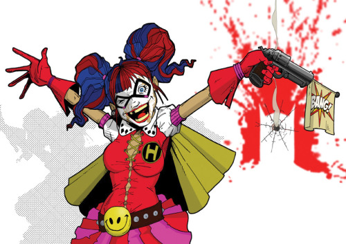 HARLEY QUINN… : By Kev Harper  Submitted by: Kev Harper
