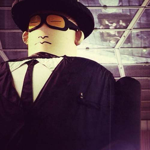 @suitman. Public Fair No.1 at K11 in Hong Kong. (Taken with Instagram)
