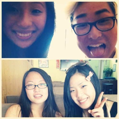 Besties 4 lyfe (Taken with Instagram at Creations Dessert House 楚留山)