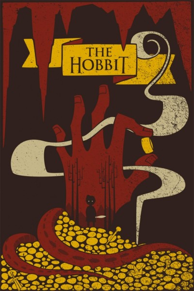 Great Hobbit art…