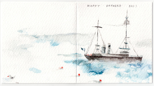 Here is the Fathers Day card that I made this year.