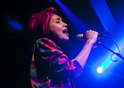 Yuna at The Crocodile this past Monday.