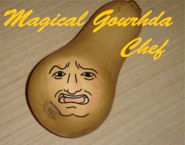 MAGICAL GOURHDA CHEF!!!!