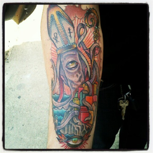 Taken with Instagram at Marion Street Tattoo