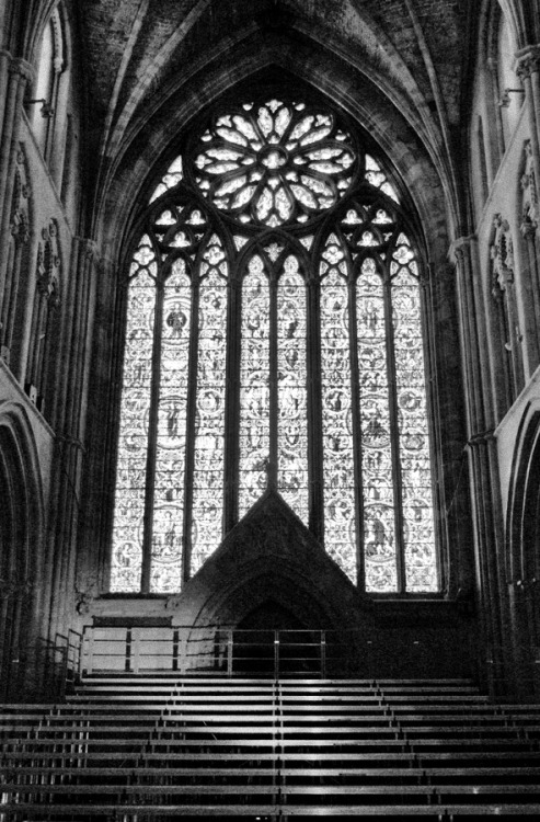 Photography Black And White Architecture Church Interior Window Goth Gothic B W Cathedral Stained Glass