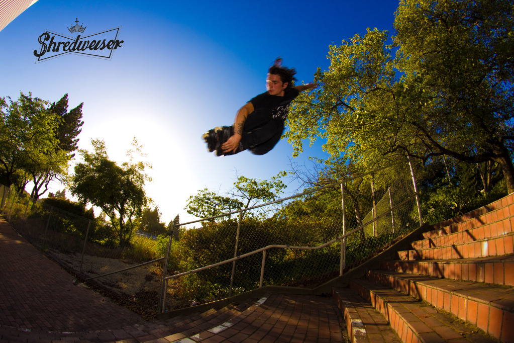 revolutionskate:  John Bolino / zero spin / photo: shredweiser