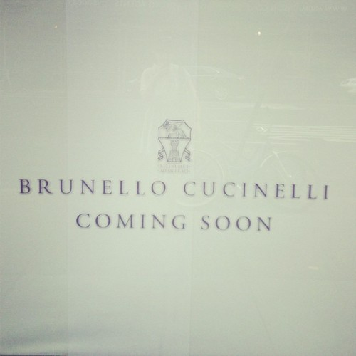 thesigother:  One block from office? Yes please #cuci (Taken with Instagram)  We're growing fast and I gotta admit, that Solomeo Kool-aide is delicious.